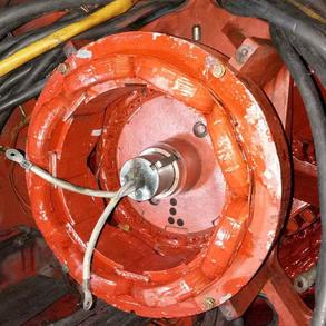BDO On-Site Reconditioning of 1000 KW Generator