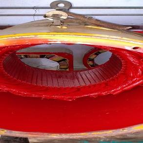 BPI Binondo 220.4 KW Generator Rewinding