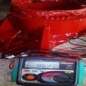 BPI Binondo 105 KW Generator Load Monitoring