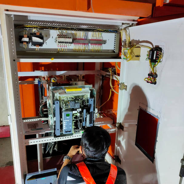 Electrical Equipment Testing
