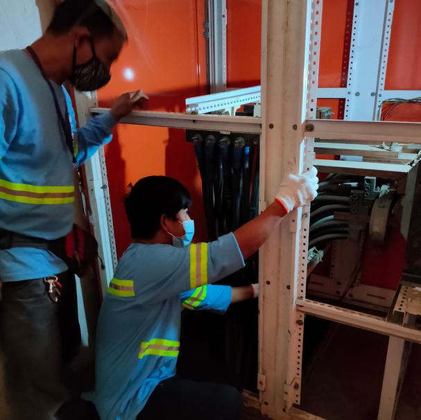 Retrofitting of Electrical Systems