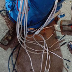 Bicol Brushless AC Generator Rewinding