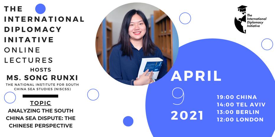 The International Diplomacy Initiative April Event