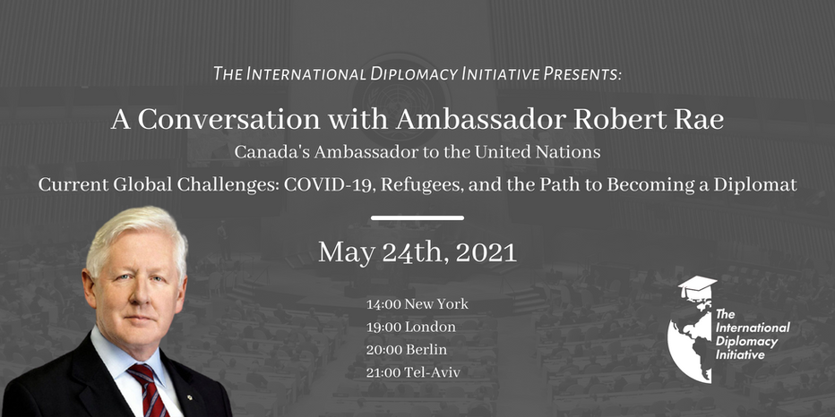 The International Diplomacy Initiative May Event
