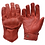 Goldtop Red Racing Leather CE Armoured Cafe Racer Unlined Summer Motorcycle Gloves