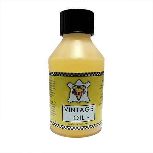 150ml Goldtop Vintage Oil