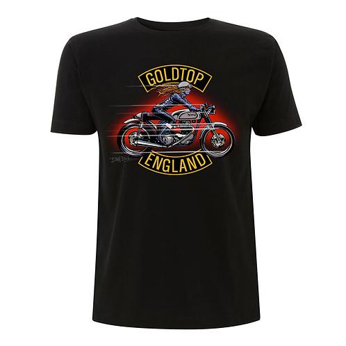 T-Shirt #002 - Black
