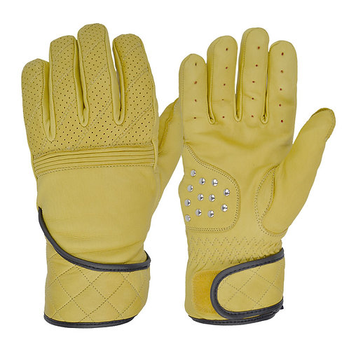The Flat Tracker Racing Gloves