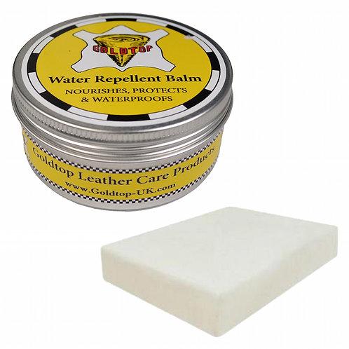 150ml Goldtop Water Repellent Balm