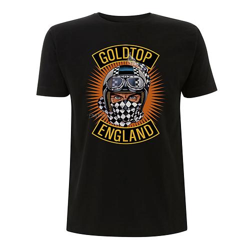 T-Shirt #001 - Black