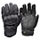 Goldtop Black Leather CE Armoured Cafe Racer Unlined Summer Motorcycle Gloves