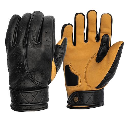 Short Cuff Bobber Gloves - Unlined / Deerskin