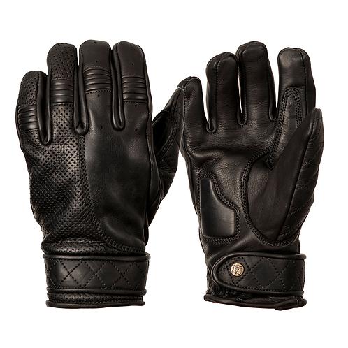 Ladies Short Cuff Bobber Gloves - Black