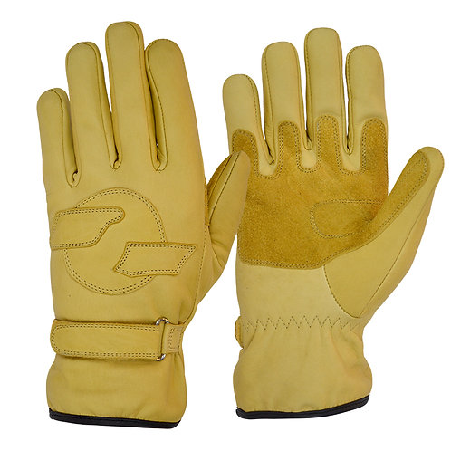 Unlined Cruiser Gloves - Tan