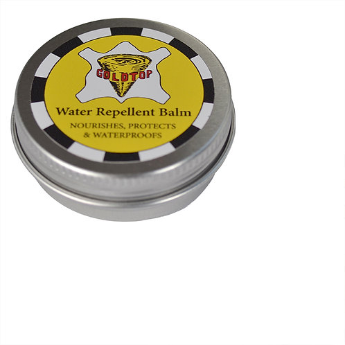 30ml Goldtop Water Repellent Balm