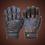 Thumbnail: Short Cuff Bobber Gloves - Oiled Cognac