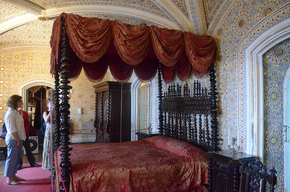 Interior do Palácio da pena