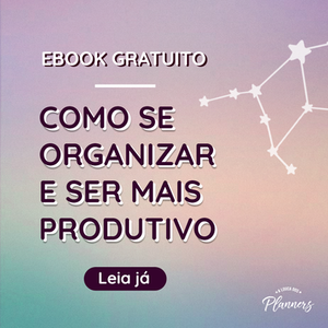 Como ser mais produtivo? | Baixe o ebook agora
