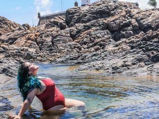 Buraco da Sereia: piscinas naturais do Farol da Barra em Salvador