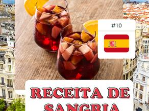 Receita de Sangria | Espanha | Volta ao mundo em 80 receitas