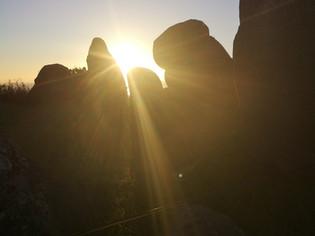 Trilha da Oração em Florianópolis, sítio arqueológico com uma vista fascinante
