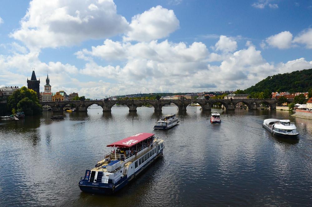 praga rio moldavo