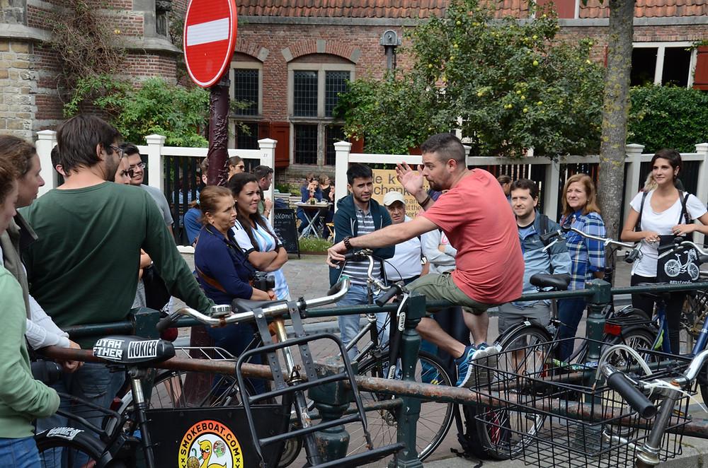 guia turistico amsterdam