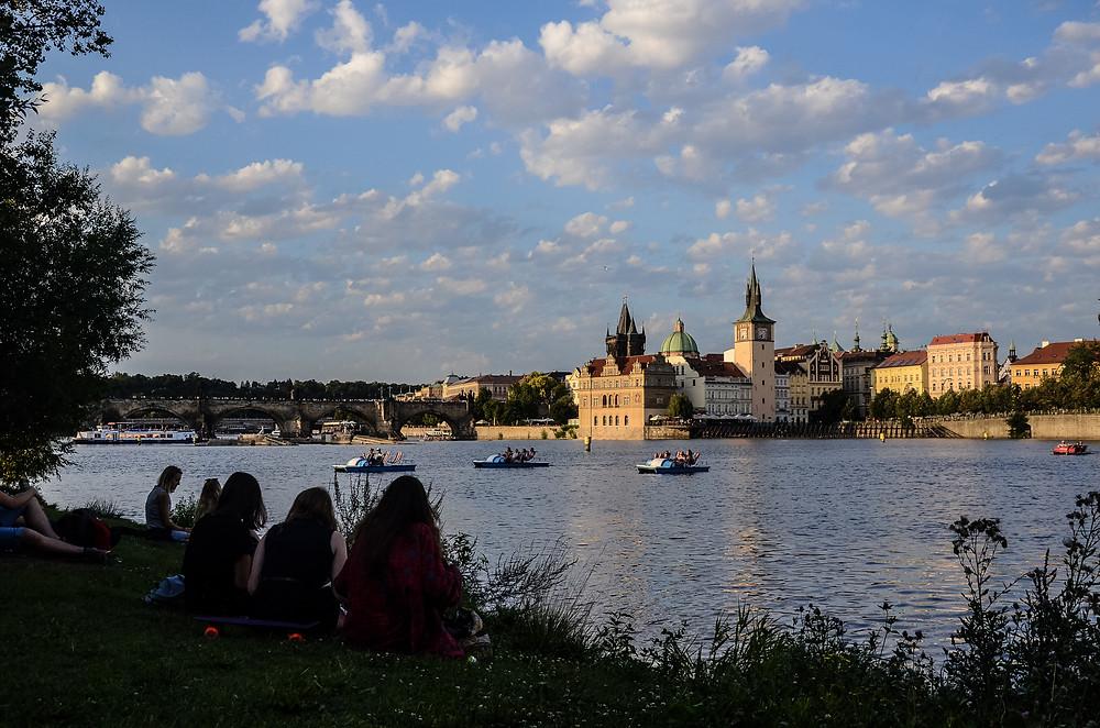 rio moldava