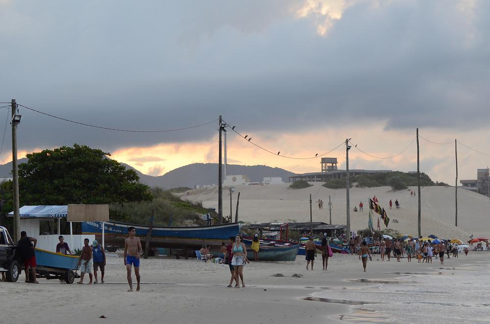 praia dos ingleses florianopolis