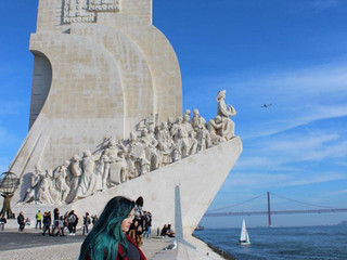 Padrão dos Descobrimentos: quem são as figuras no monumento à beira do Tejo?
