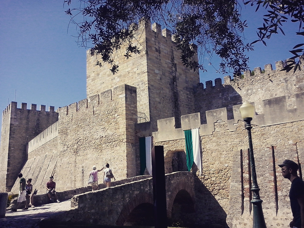 Castelo de São Jorge por dentro - Roteiro de Lisboa
