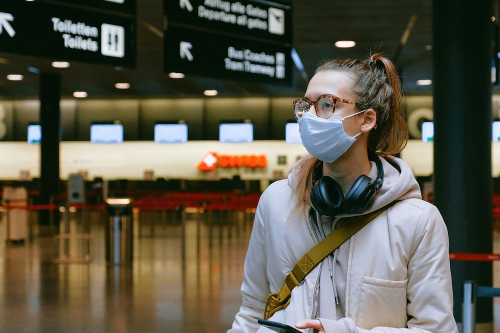 viajar na pandemia