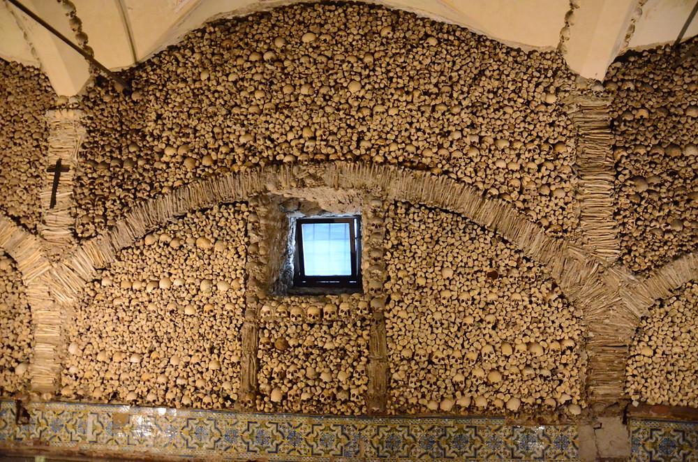 capela dos ossos évora portugal