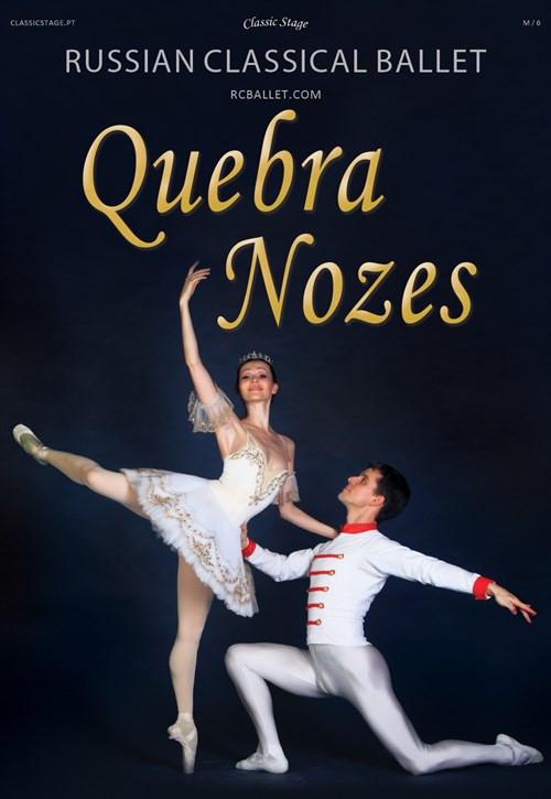 Ballet o quebra nozes