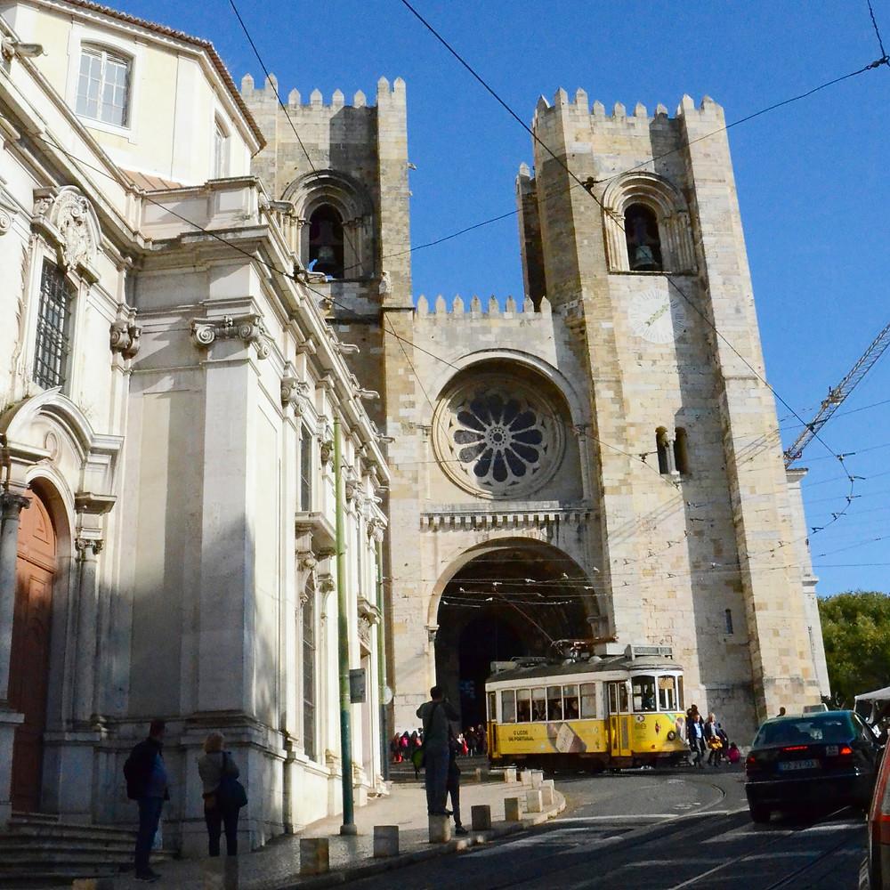 Sé de Lisboa - Roteiro de viagem