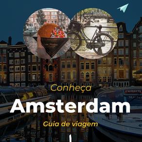Guia de viagem de Amsterdam em PDF grátis