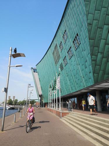 NEMO - Museu em Amsterdam