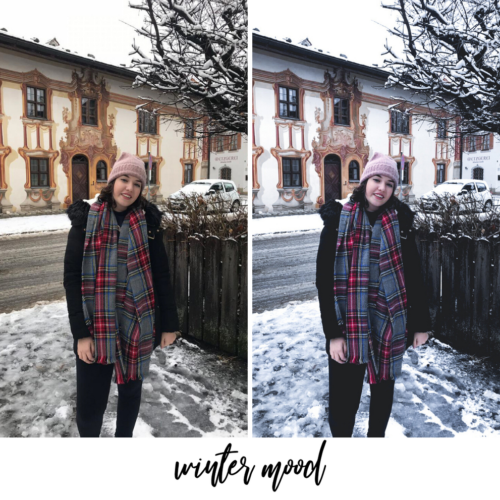 Preset Winter Mood