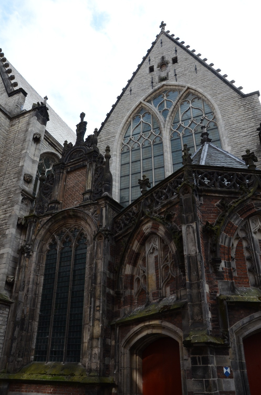 catedral amsterdam