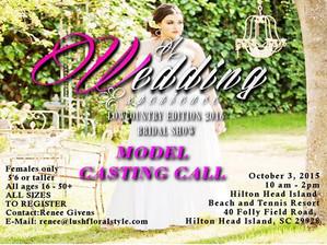 Bridal Show Model Casting Call