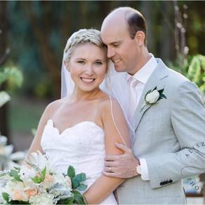 Memories of 2016: Intimate Romantic Destination Wedding at Palmetto Hall Plantation Club