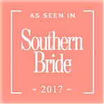 Southern Bride Lush Floral and Event Stylists Beaufort SC Renee Givens