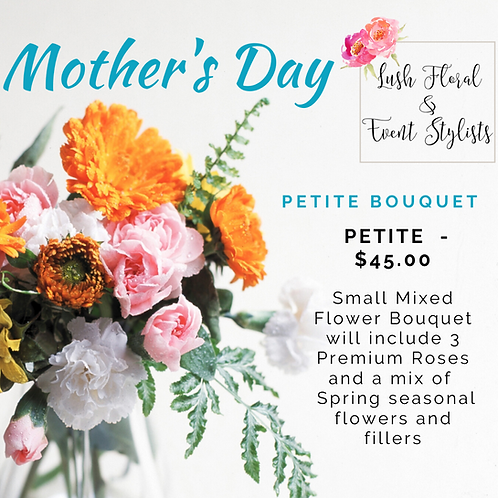Mother's Day Petite Bouquet