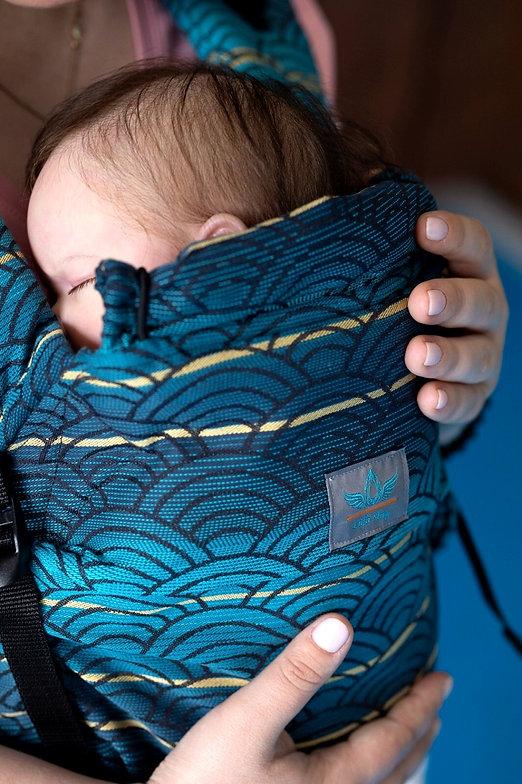 ayarlanabilir yeni doğan bebek ergonmik kangurusu