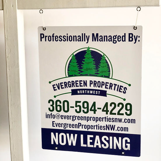 Real Estate Signage | Bellingham, WA