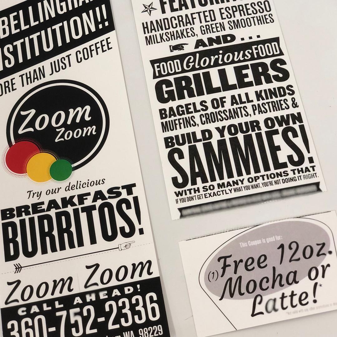 Zoom Zoom Coffee