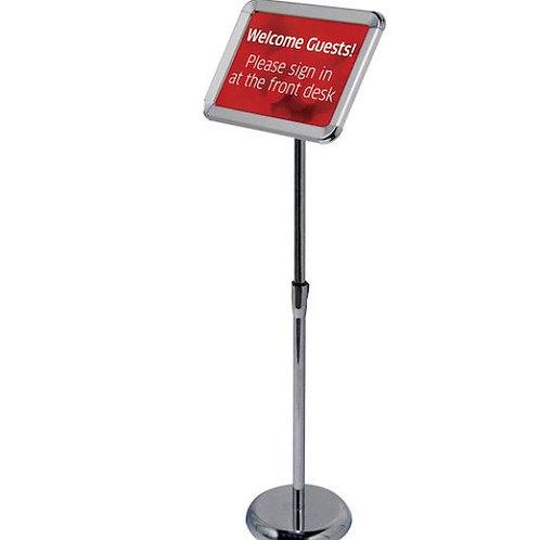 Pedestal Frame Stand