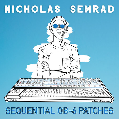 Nick Semrad's Sequential OB-6 Patch Set