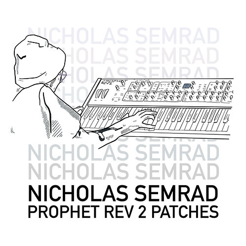 Nick Semrad's Prophet Rev 2 Patch Set