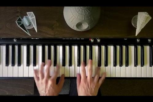 Star Wars Theme Song (arr. Nick Semrad) Sheet Music